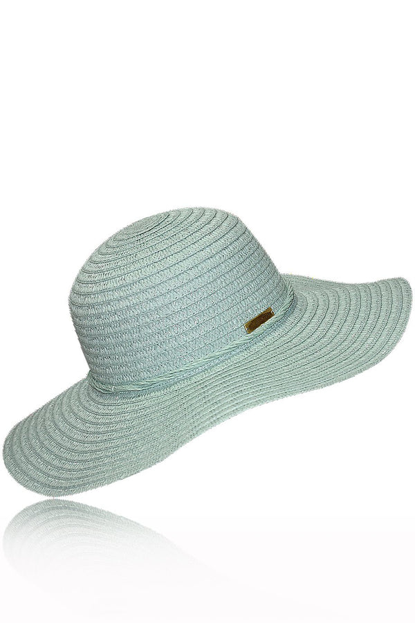 Ivolia Green Beach Hat