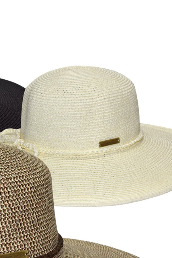 Ramla Straw Beach Hat