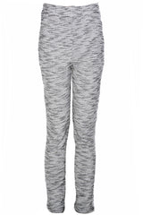 BELCA Grey White Textured Joggers