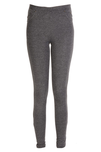 JAJA Grey Jersey Leggings