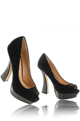 MEGAN Black Platforms