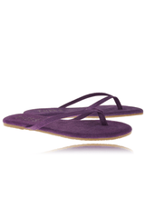 CREAMS Wildberry Leather Thong Sandals