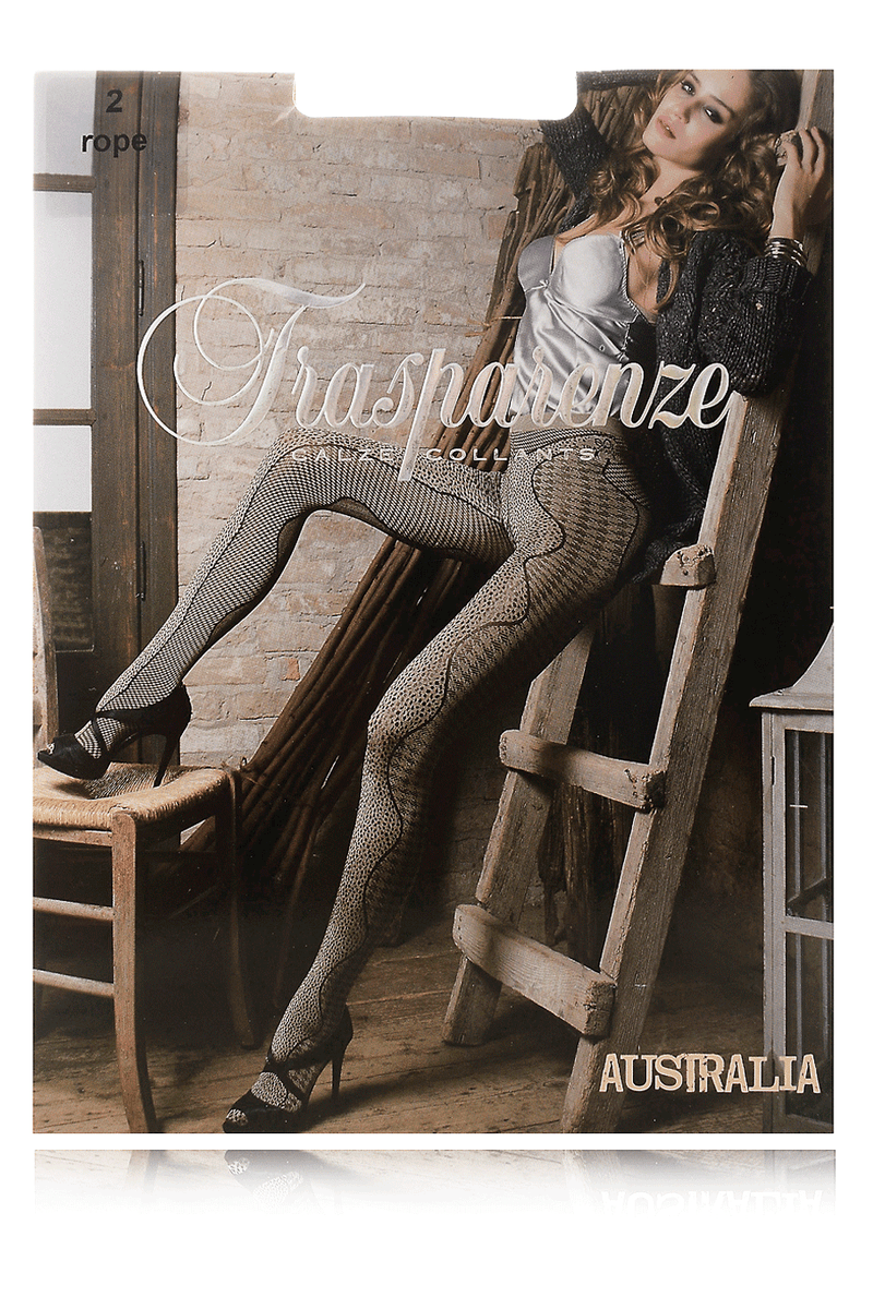 TRASPARENZE AUSTRALIA Pattern Mix Tights