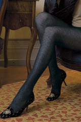 TRASPARENZE CAROLE Cashmere Tights Nero