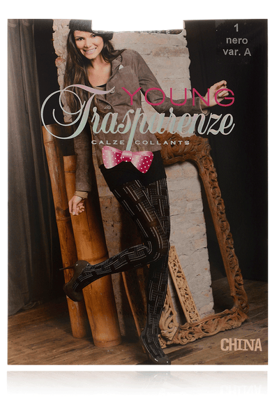 TRASPARENZE CHINA Woven Tights