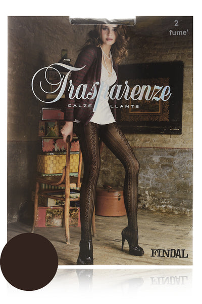 FINDAL Fume Lace Tights