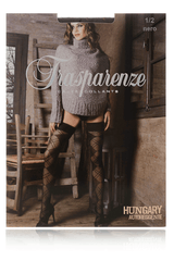 TRASPARENZE HUNGARY Plaid Hold Ups