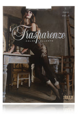 TRASPARENZE ITALY Floral Lace Tights