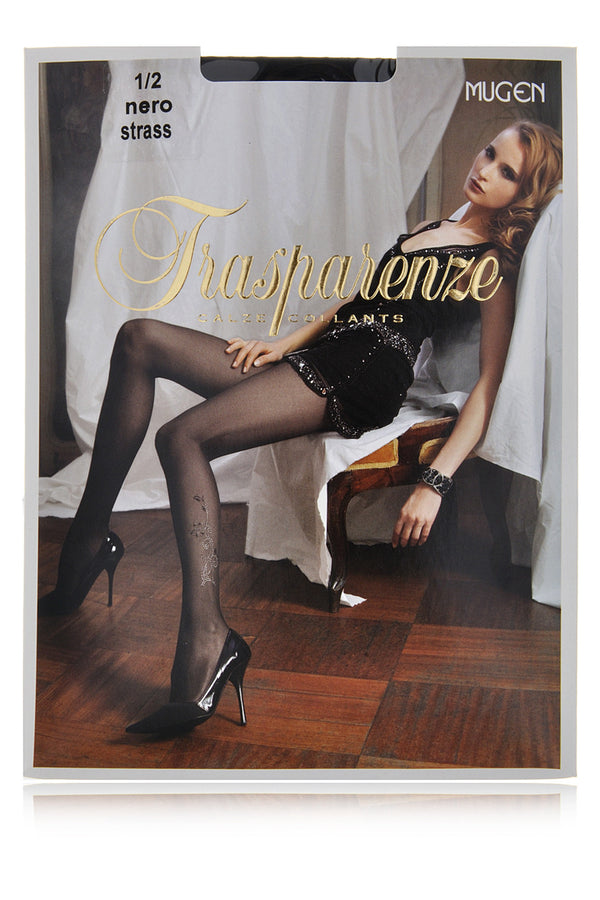 TRASPARENZE MUGEN Flower Crystal Tights