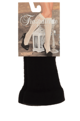 TRASPARENZE NORWAY Nero Knee Highs