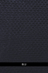 TRASPARENZE ODELINE Opaque Dark Blue Lace Hold Ups