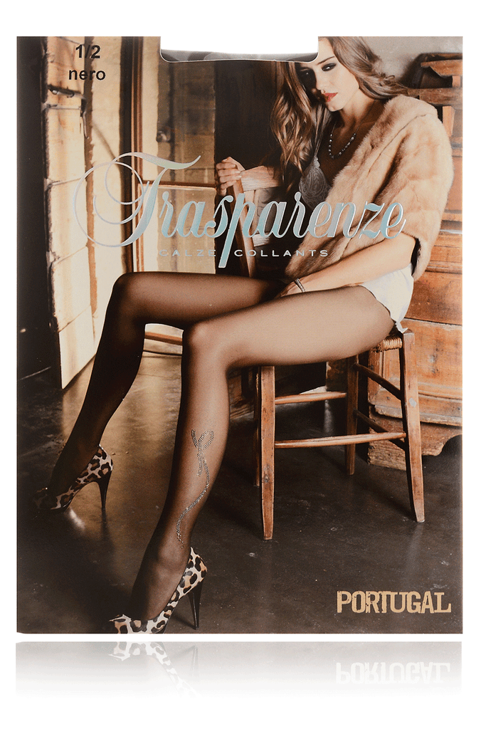 TRASPARENZE PORTUGAL Crystal Tights