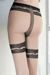 TRASPARENZE TOKIO Bow Tights