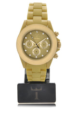 GOLDSTONE Chrono Plastic Watch