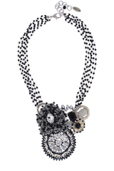 AILIN Crystal Beads Necklace