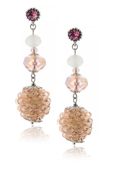 ALICIA Crystal Drop Earrings