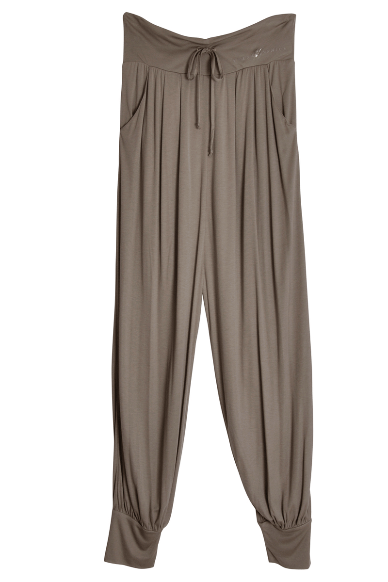 CALICO Khaki Harem Pants