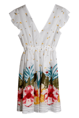 FUNKY Flower Dress