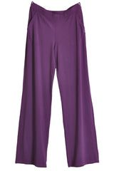 MIRTO Purple Beach Trousers