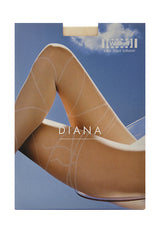 WOLFORD DIANA Sheer Peach Tights 4549
