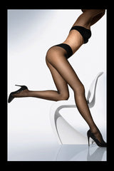 WOLFORD INDIVIDUAL 10 Sheer Tights Cocoa 4023