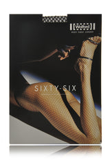 WOLFORD SIXTY SIX Net Black Tights 7005