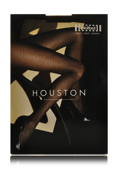 WOLFORD ΗΟUSTON Dotted Net Pepper Tights