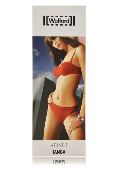 VELVET 60902 Tanga Powder 4504 Seamless Slip