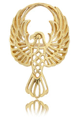 EAGLE Ring Gold