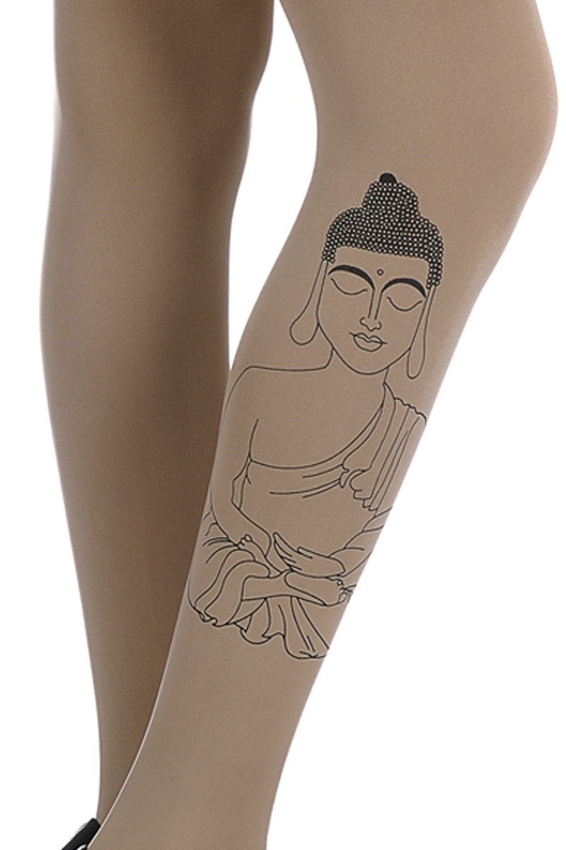 ZOHARA BUDA Beige Tights