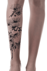 ZOHARA DANDELLON Grey Tights