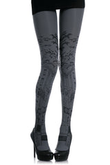 ZOHARA ONE WAY Grey Tights