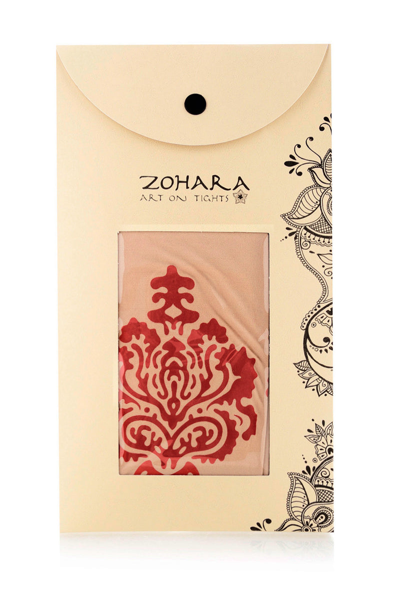 ZOHARA PIASLEY Light Pink Tights