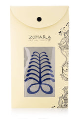 ZOHARA RIBBON Grey Tights