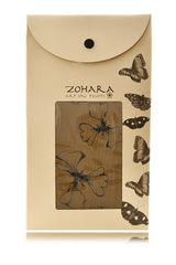 ZOHARA VIOLETS Beige Tights