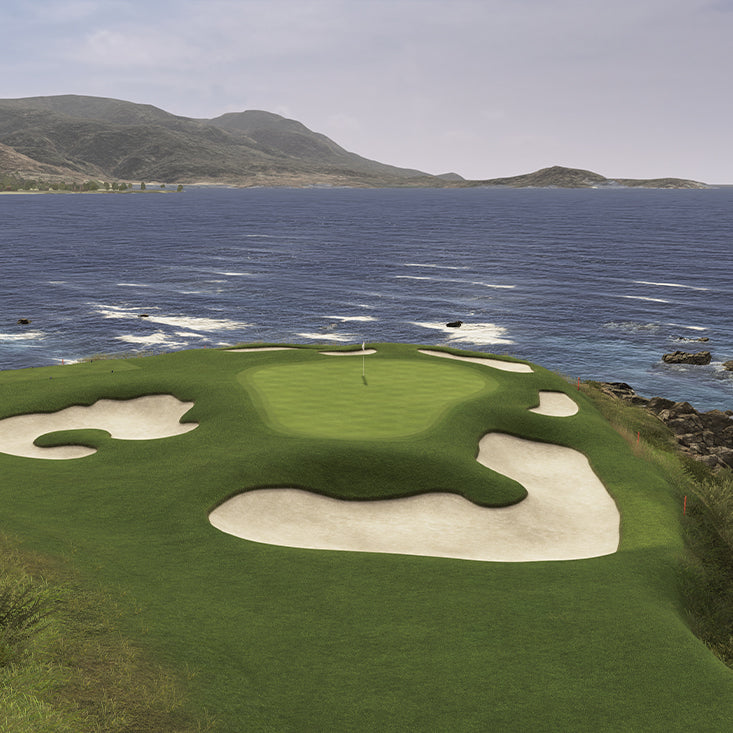 PEBBLE BEACH COURSE PACK