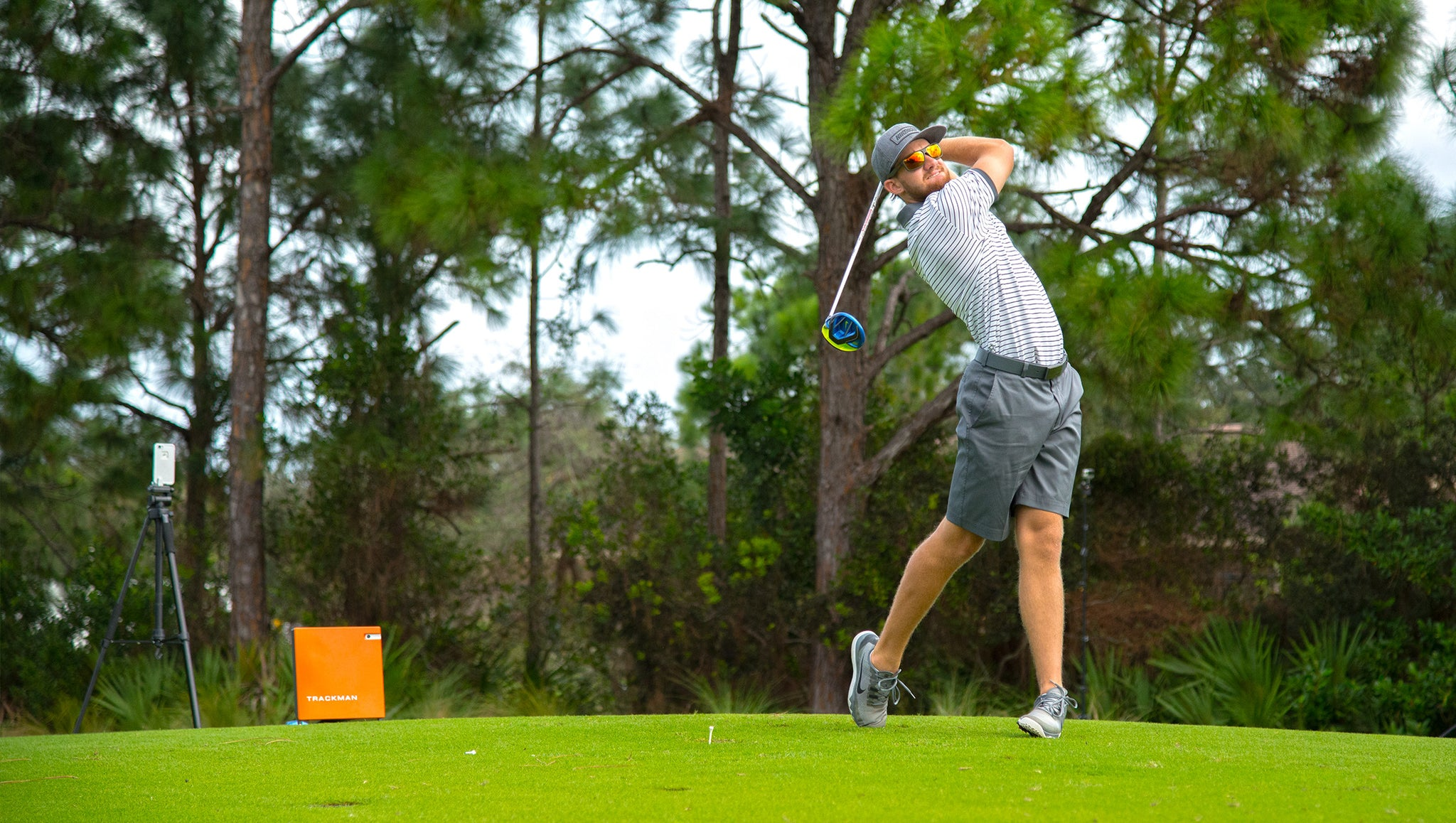 Patrick Rodgers - TrackMan Owner