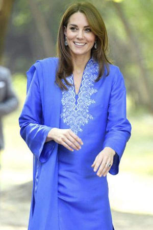 HRH The Duchess of Cambridge in Maheen, Shop at Studio by TCS