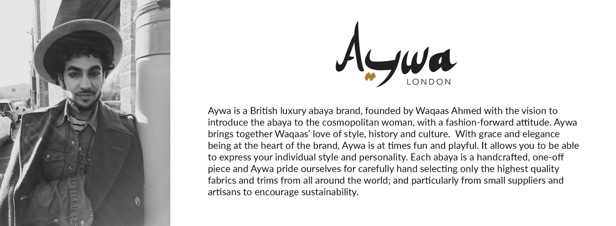 Aywa London - Pakistani Fashion