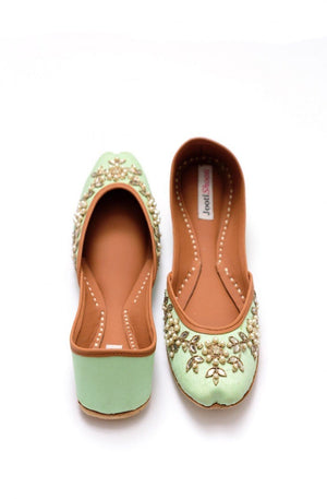 JootiShooti - Ronaq in Mint Green