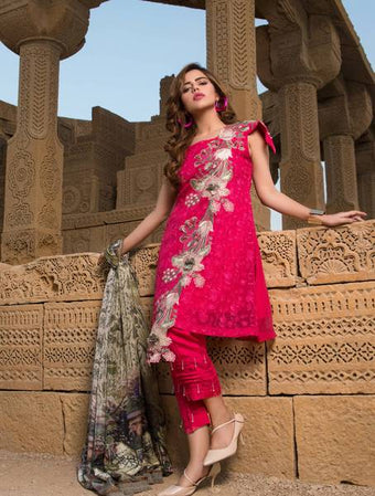 Khas Stores - Multi Hirad Knac-1068 - Stitched