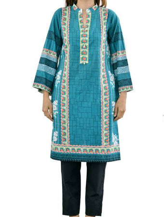 Khas Stores - Multi DRKLST-1007 - Stitched