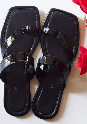 Basic - Black Slides - B20-02-B