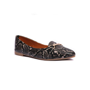 Milli Shoes - Black Loafers - 8640