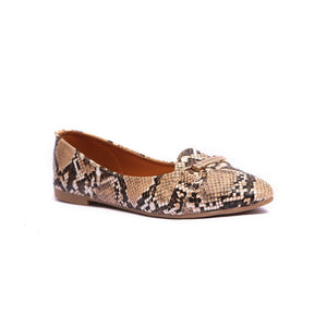 Milli Shoes - Fawn Loafers - 8640