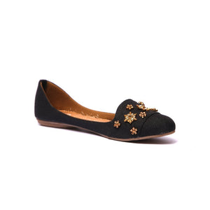 Milli Shoes - Black Loafers - 8669