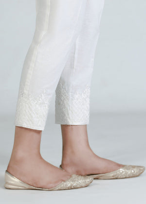 Soffio - White Trouser for Winter SFT-040