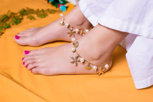 Chapter 13 - Gold Starfish Anklet