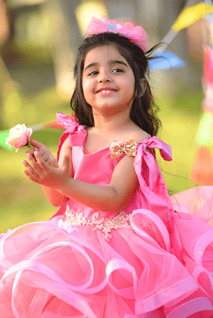 Cinderella - Pink Blossom Dress