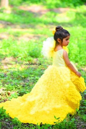 Cinderella - Yellow Pixie Dress